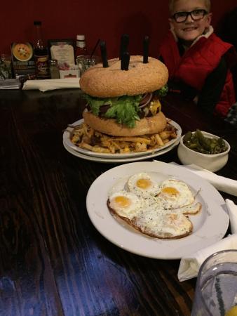 The Londoner: Good food