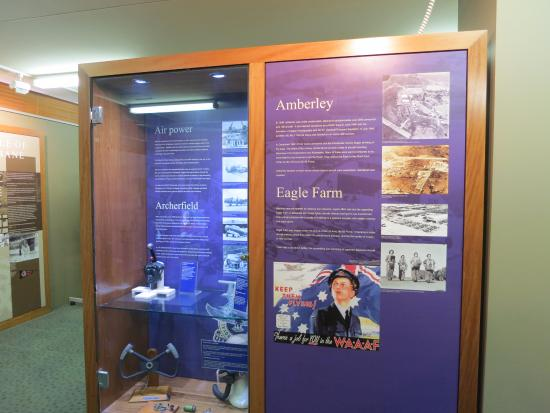 MacArthur Museum Brisbane: MacArthur Museum - Air power