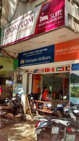Suite Backpackers Inn - Saigon Center