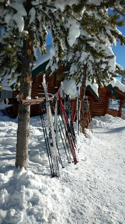 Sula, MT: Nordic skiing