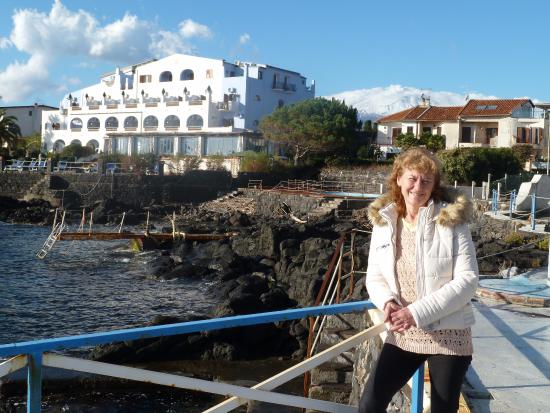 Arathena Rocks Hotel Bild