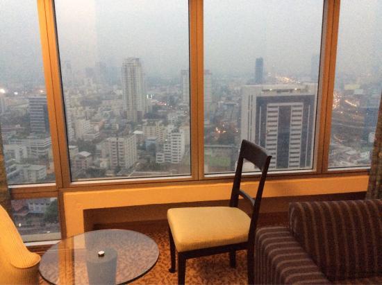 top view from the buffet floor picture of baiyoke sky hotel rh tripadvisor ie