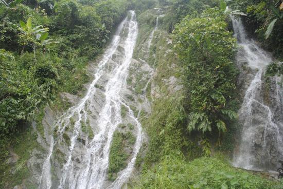 Waterfall at Hoang Su Phi - Ha Giang tour by Asia Top Travel