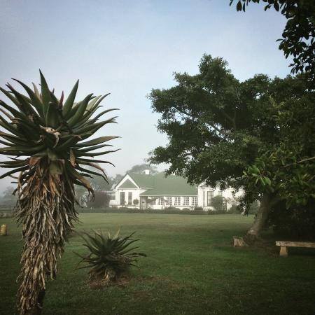 Bathurst, Südafrika: Front of the house