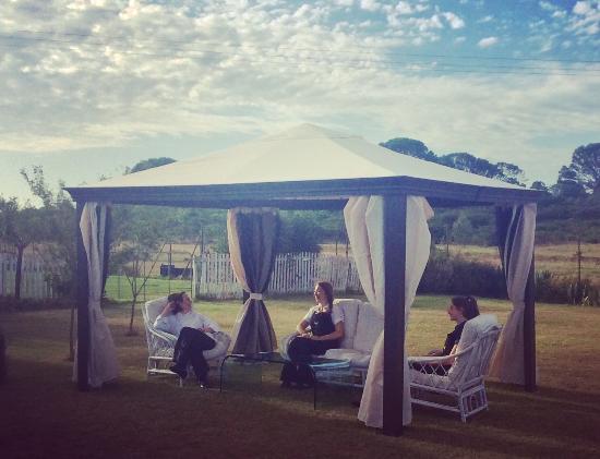 Bathurst, Νότια Αφρική: Garden Pavillion