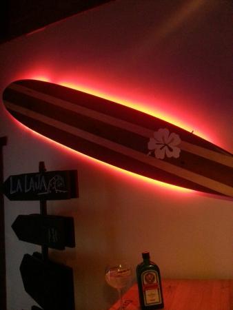 La LAJA Cafe-Copas