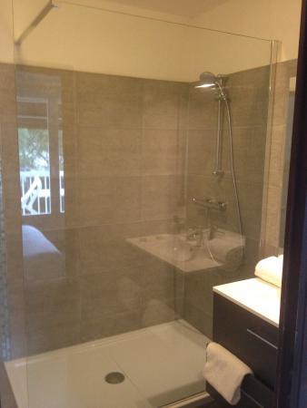 Lux, Francia: Salle de bains chambre confort, entièrement rénovée hiver 2016