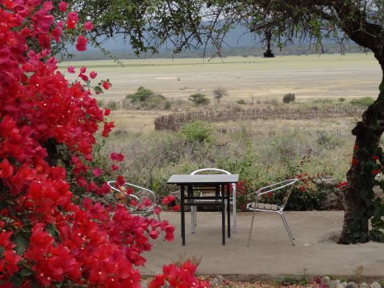 Manyara Wildlife Safari Camp: National Park Veiw