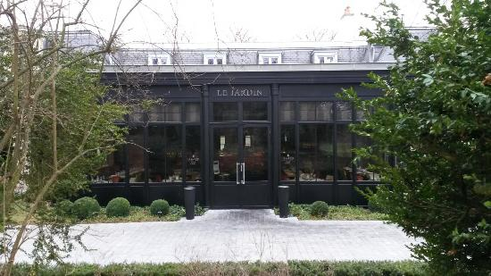 20160119 154539 picture of le jardin les for Restaurant reims le jardin