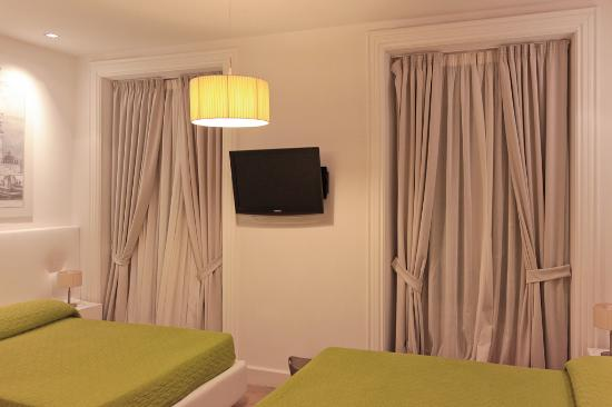 A Peace of Rome: triple room