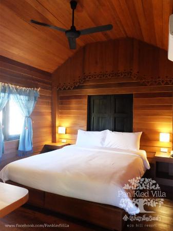 PAN KLED VILLA eco hill resort : Superior cottage