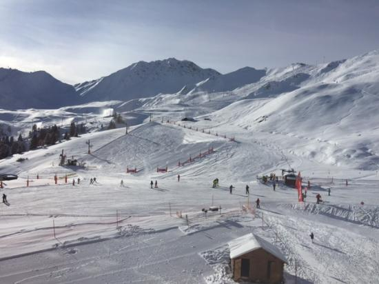 Club Med La Plagne 2100 Picture
