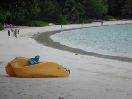 Anse La Mouche, Seychelles: water sport
