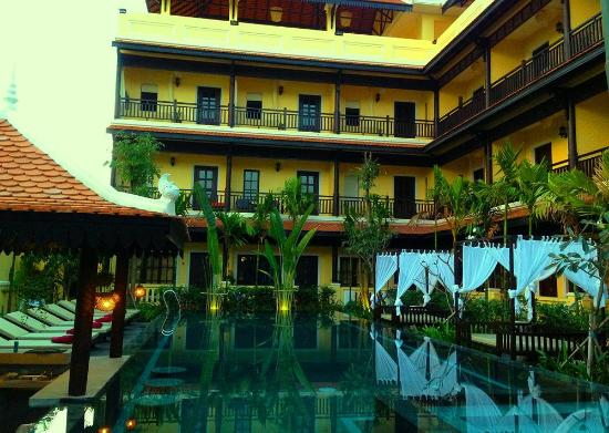 Residence Indochine D'angkor: Swimming Pool