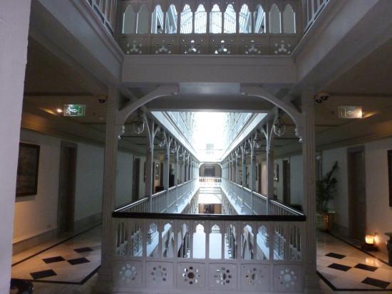 corridor in old building picture of the taj mahal palace mumbai rh tripadvisor com