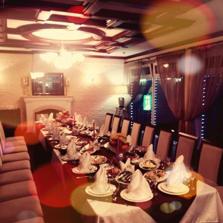 Sharq Hotel : День рождения!