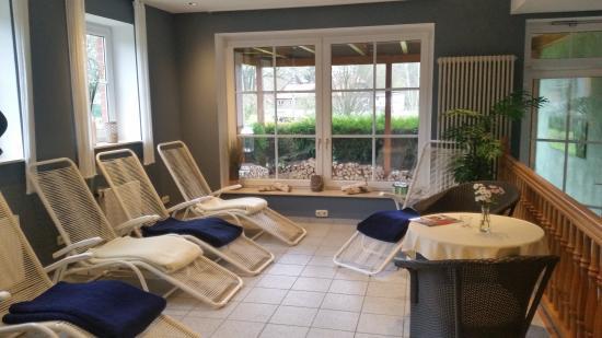 Hotel Forellenhof: Wellnessbereich