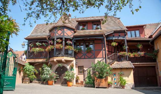 Chez Anne et René Waegell