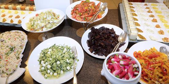 Bangor, Frankrike: Les salades bio de saison