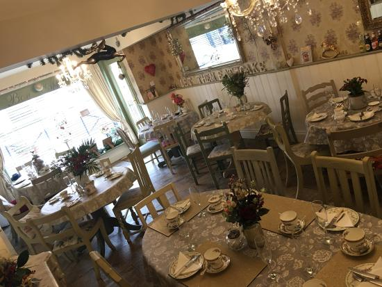 Vintage Tea Room: Christmas