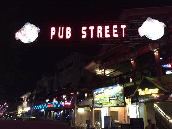 Attraction Review g d Reviews m Pub Street Siem Reap Siem Reap Province.