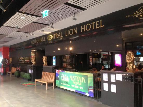 「Melbourne Central Lion Hotel」の画像検索結果