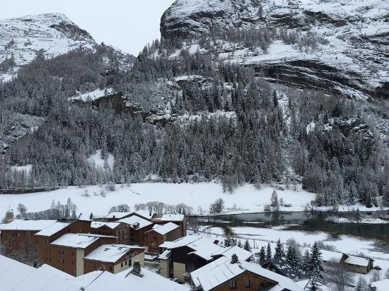 Chalet Bonjour-Panoramique : View from room 8