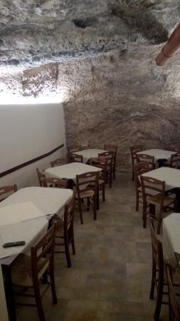 Acquasanta Terme, Италия: .la grotta