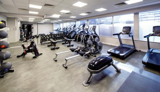 Mercure Manchester Piccadilly Hotel Gym