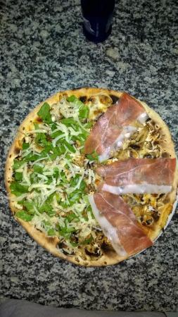 Acquasanta Terme, Италия: la pizza!!
