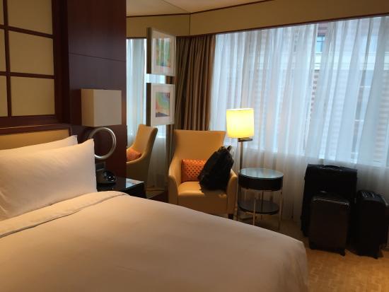 Marriott Hotel City Centre Photo