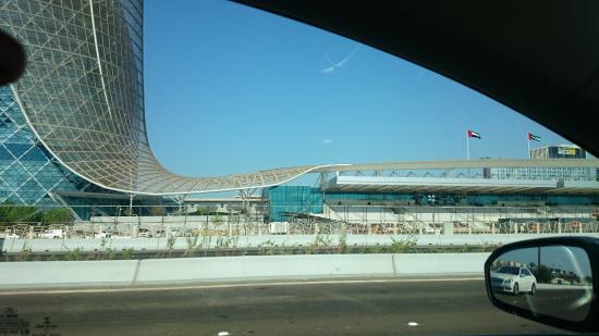 Andaz Capital Gate Abu Dhabi - a concept by Hyatt Photo