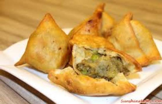 Heritage Indian Restaurant: veg punjabi samosa