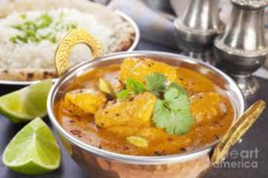 Heritage Indian Restaurant : Chicken curry