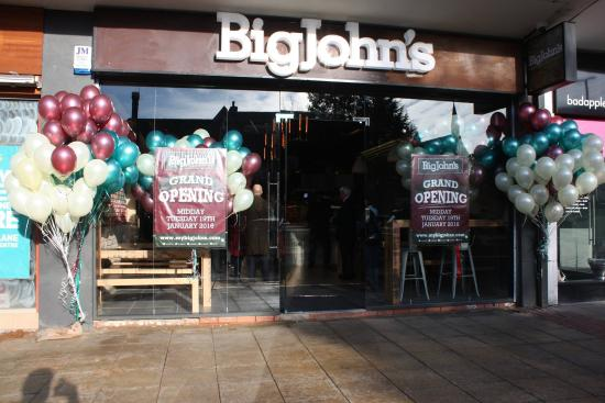Big John's Solihull