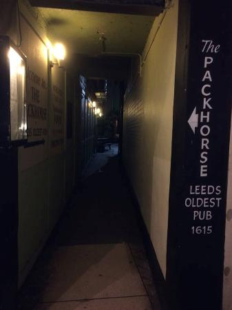 The Packhorse Pub