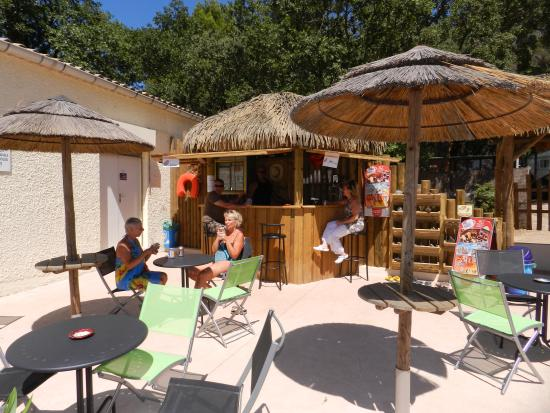 Sorgues, France : Snack-bar