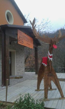 Pennabilli, İtalya: Natale!!!!!!! ci si vede per pasqua