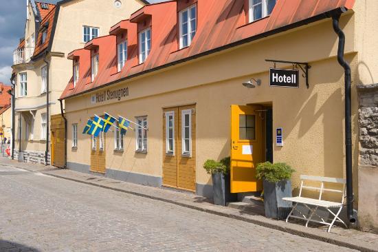 Hotel Stenugnen: Hotell Stenugnen Entrance