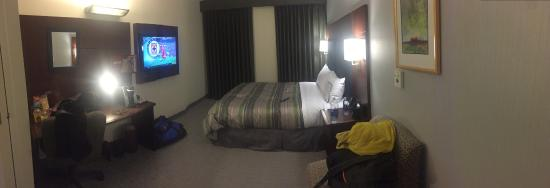 Club Quarters Hotel in Houston: Great location  Friend staff  Clean rooms  Great place to stay