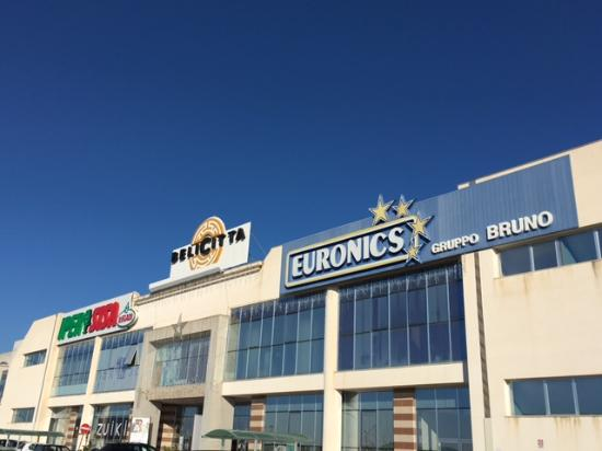 Centro Commerciale Belicitta