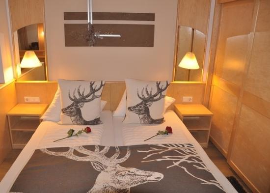 """Hotel Central: Doppelzimmer """"Wildmoos"""""""