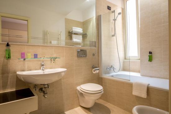 Hotel Oxford: bagno