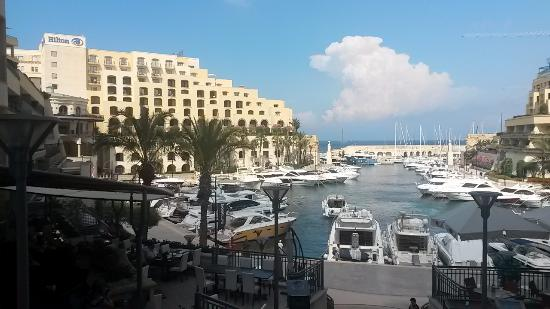 Portomaso Marina Photo