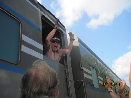Adirondack Scenic Railroad: All Aboard !!