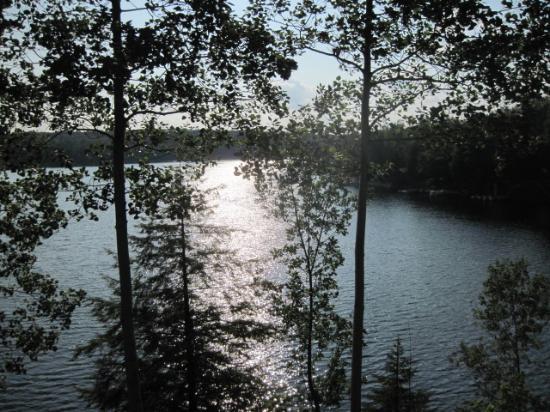 Adirondack Scenic Railroad : scenery