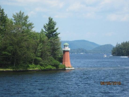 boat trip in old forge through the lakes picture of adirondack rh tripadvisor com