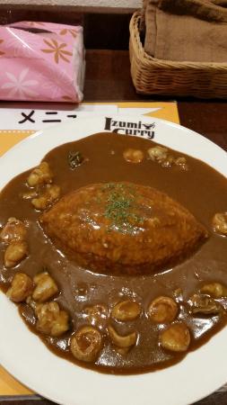 Izumi Curry Sapporo Chuo-branch