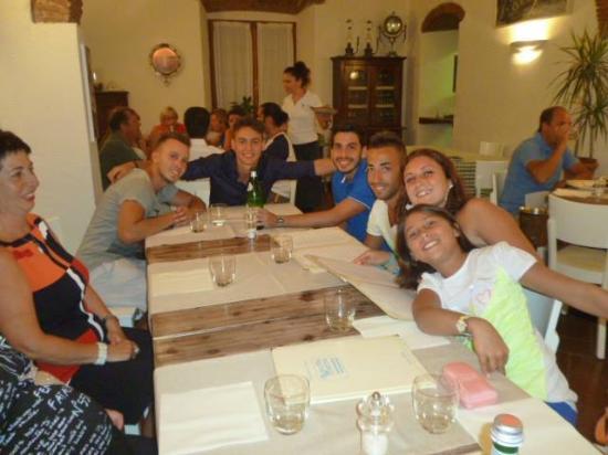 Marciana Marina, Italië: Clienti