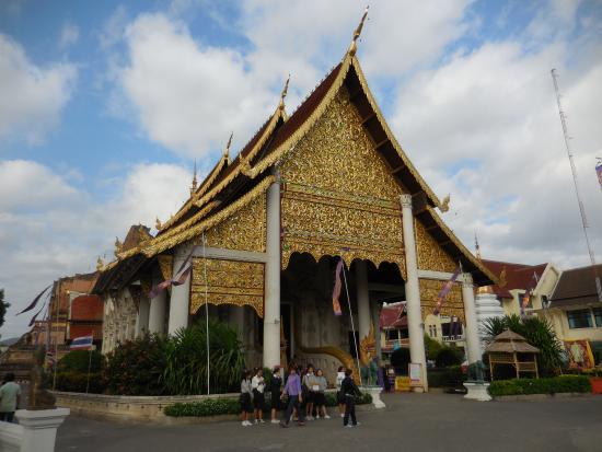 契迪龙寺 - Picture of Wat Chedi Luang Varavihara, Chiang Mai ...